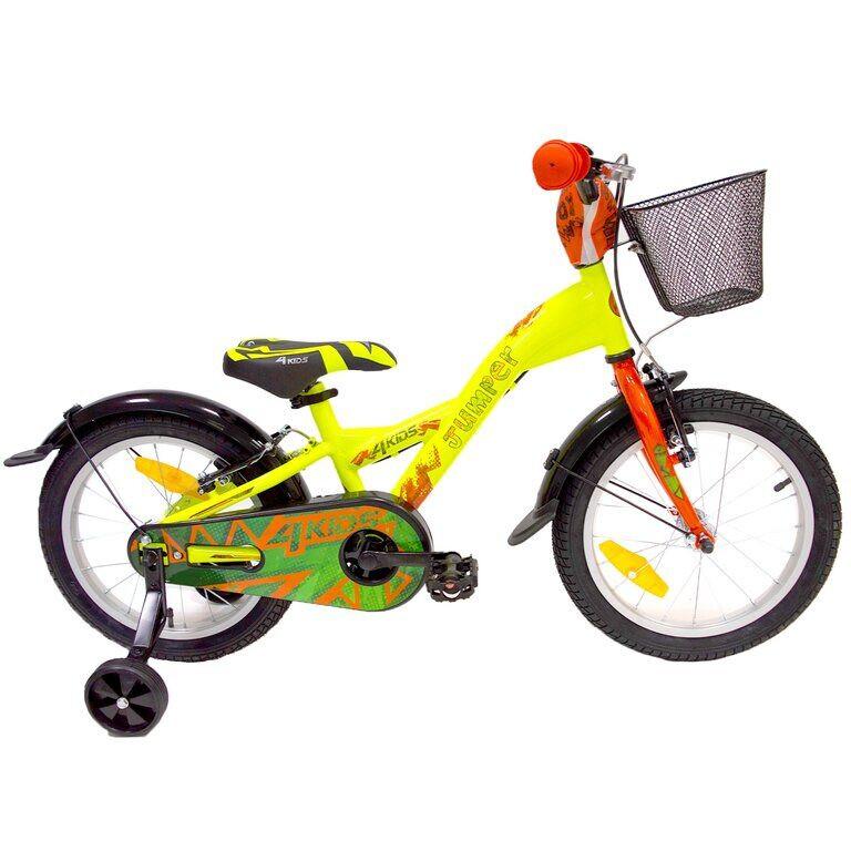16'' bērnu velosipēds 4Kids Jumper