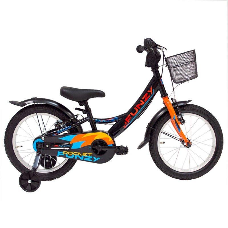 16'' Bērnu velosipēds Funzy Dreamer