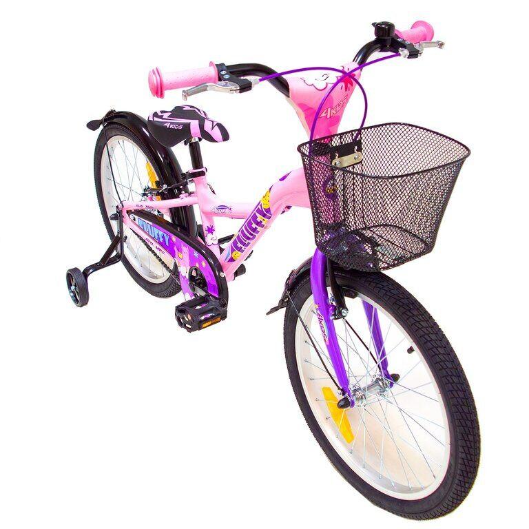 20'' bērnu velosipēds 4KIDS Fluffy