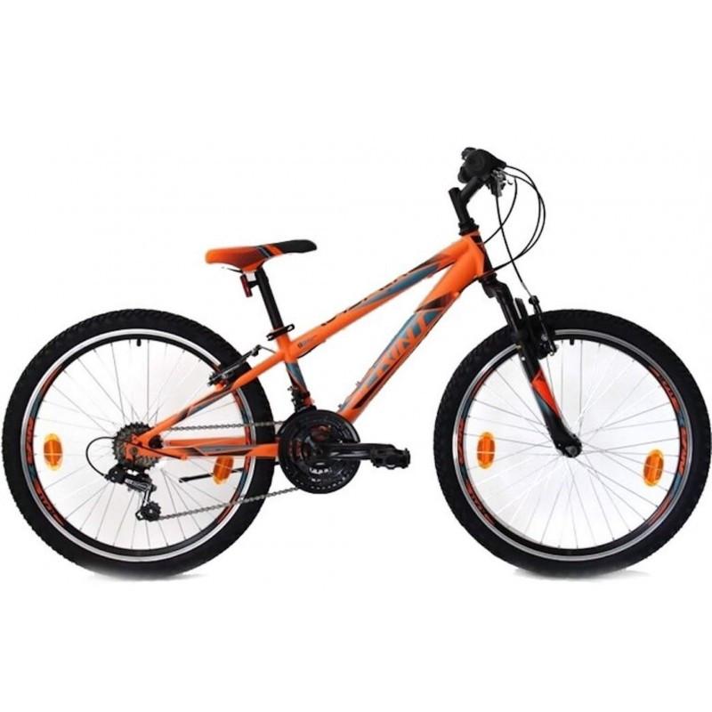 SPRINT bērnu velosipēds CASPER 24 oranžs 2021
