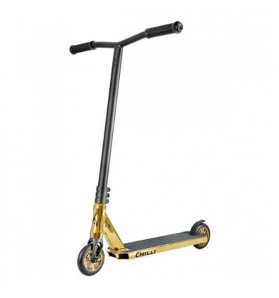 Chilli Reaper Gold scooter triku skrejritenis