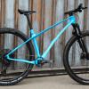 CORRATEC CARBON mountain bike REVO BOW light blue 2021